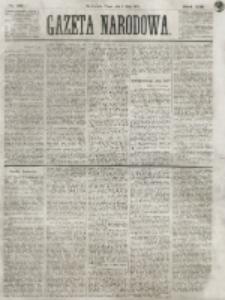 Gazeta Narodowa. R. 13 (1874), nr 99 (1 maja)