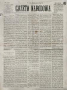 Gazeta Narodowa. R. 13 (1874), nr 101 (3 maja)