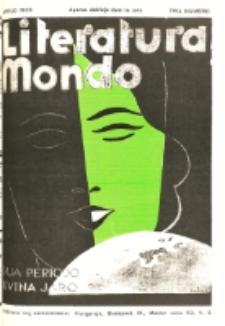 Literatura Mondo. Periodo 2, Jaro 5, numero 3 (Aprilo 1935)