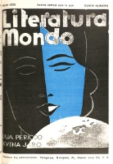 Literatura Mondo. Periodo 2, Jaro 5, numero 4 (Majo 1935)