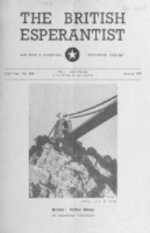The British Esperantist : the official organ of the British Esperanto Association. Vol. 53, no 620 (January 1956)