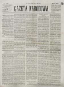 Gazeta Narodowa. R. 13 (1874), nr 103 (6 maja)