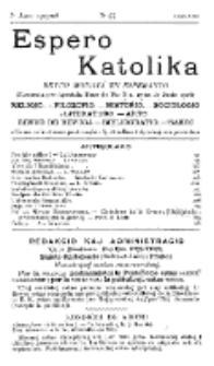 Espero Katolika.Jaro 5a, No 44 (1907/1908)