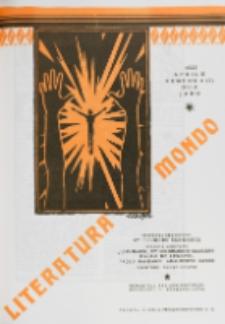 Literatura Mondo. Jaro 2, numero 4=7 (Aprilo 1923)
