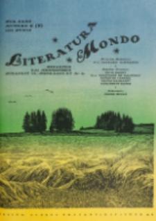 Literatura Mondo. Jaro 2, numero 6=9 (Junio 1923)