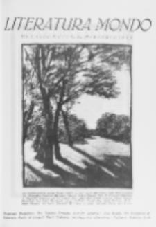 Literatura Mondo. Jaro 2, numero 11=14 (Novembro 1923)