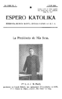 Espero Katolika.Jaro 12a, No 7 (1920)