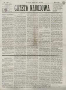 Gazeta Narodowa. R. 13 (1874), nr 105 (8 maja)