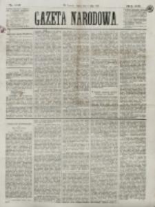 Gazeta Narodowa. R. 13 (1874), nr 106 (9 maja)