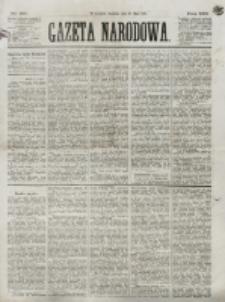 Gazeta Narodowa. R. 13 (1874), nr 107 (10 maja)