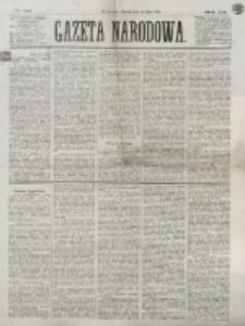 Gazeta Narodowa. R. 13 (1874), nr 113 (19 maja)