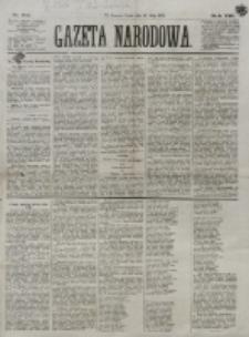 Gazeta Narodowa. R. 13 (1874), nr 114 (20 maja)