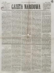 Gazeta Narodowa. R. 13 (1874), nr 115 (21 maja)