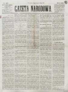 Gazeta Narodowa. R. 13 (1874), nr 116 (22 maja)