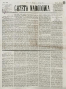 Gazeta Narodowa. R. 13 (1874), nr 118 (24 maja)