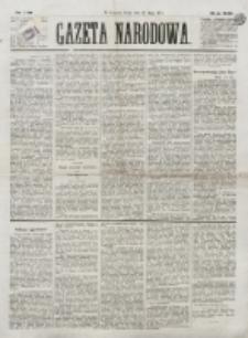 Gazeta Narodowa. R. 13 (1874), nr 119 (27 maja)