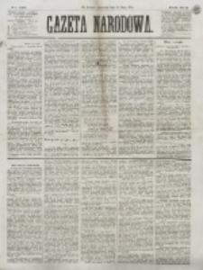 Gazeta Narodowa. R. 13 (1874), nr 120 (28 maja)