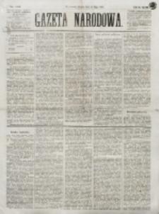 Gazeta Narodowa. R. 13 (1874), nr 121 (29 maja)