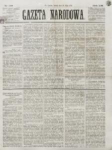 Gazeta Narodowa. R. 13 (1874), nr 122 (30 maja)