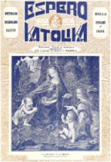Espero Katolika.Jaro 27a, No 71 (1930)