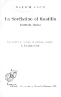 La sorĉistino el Kastilio.