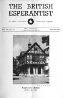 The British Esperantist : the official organ of the British Esperanto Association. Vol. 53, no 630 (December 1957)