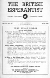 The British Esperantist : the official organ of the British Esperanto Association. Vol. 55, no 644 (March 1959)