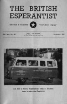 The British Esperantist : the official organ of the British Esperanto Association. Vol. 55, no 651 (November 1959)