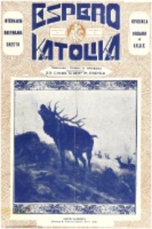 Espero Katolika.Jaro 27a, No 85 (1930/1931)