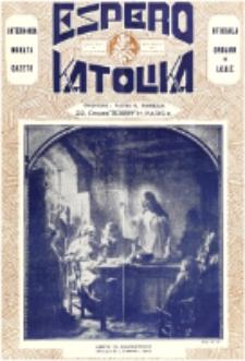 Espero Katolika.Jaro 27a, No 91 (1930/1931)