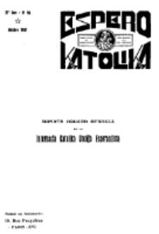 Espero Katolika.Jaro 27a, No 94 (1930/1931)