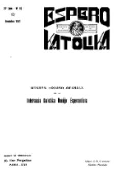 Espero Katolika.Jaro 27a, No 95 (1930/1931)