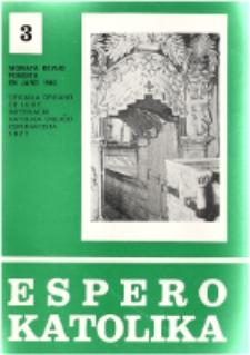 Espero Katolika.Jarkolekto 74, No 3=672 (1977)