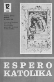 Espero Katolika.Jarkolekto 78, No 12=726 (1981)