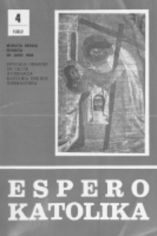 Espero Katolika.Jarkolekto 79, No 4=730 (1982)