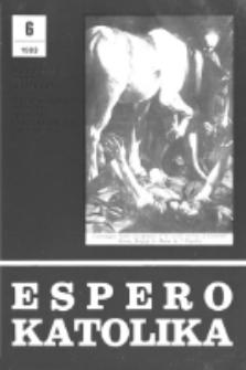Espero Katolika.Jarkolekto 80, No 6=744 (1983)