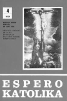 Espero Katolika.Jaro 81, No 4=753 (1984)