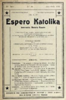 Espero Katolika.Jaro 28a, No 96 (1932)