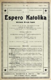 Espero Katolika.Jaro 28a, No 99 (1932)