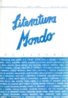 Literatura Mondo. Periodo 2, Jaro 8, numero 2 (1938)
