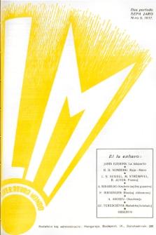 Literatura Mondo. Periodo 2, Jaro 6, numero 5 (1937)
