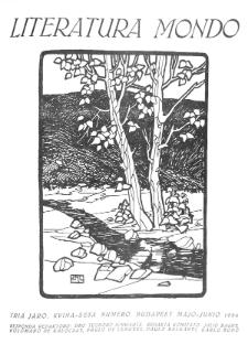 Literatura Mondo. Jaro 3, numero 5-6 (Kvina-Sesa 1924)