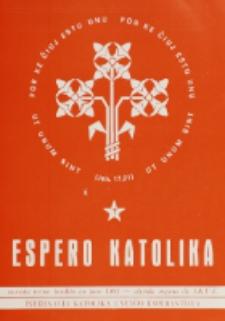 Espero Katolika.Jarkolekto 70, No 2=634 (1973)