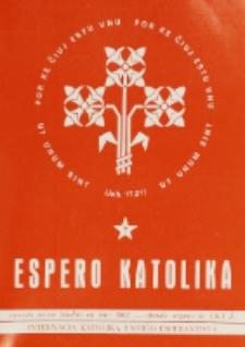 Espero Katolika.Jarkolekto 70, No 3=635 (1973)
