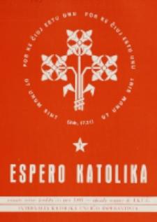 Espero Katolika.Jarkolekto 70, No 4=636 (1973)