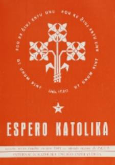 Espero Katolika.Jarkolekto 70, No 6=638 (1973)