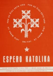 Espero Katolika.Jarkolekto 70, No 7/8=639/640 (1973)