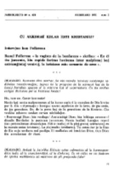 Espero Katolika.Jarkolekto 69, No 2=624 (1972)