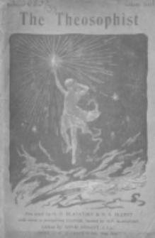 Theosophist. Vol. 33, nr 4 (1911/1912)