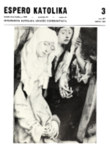 Espero Katolika.Jarkolekto 65, No 3=587 (1968)